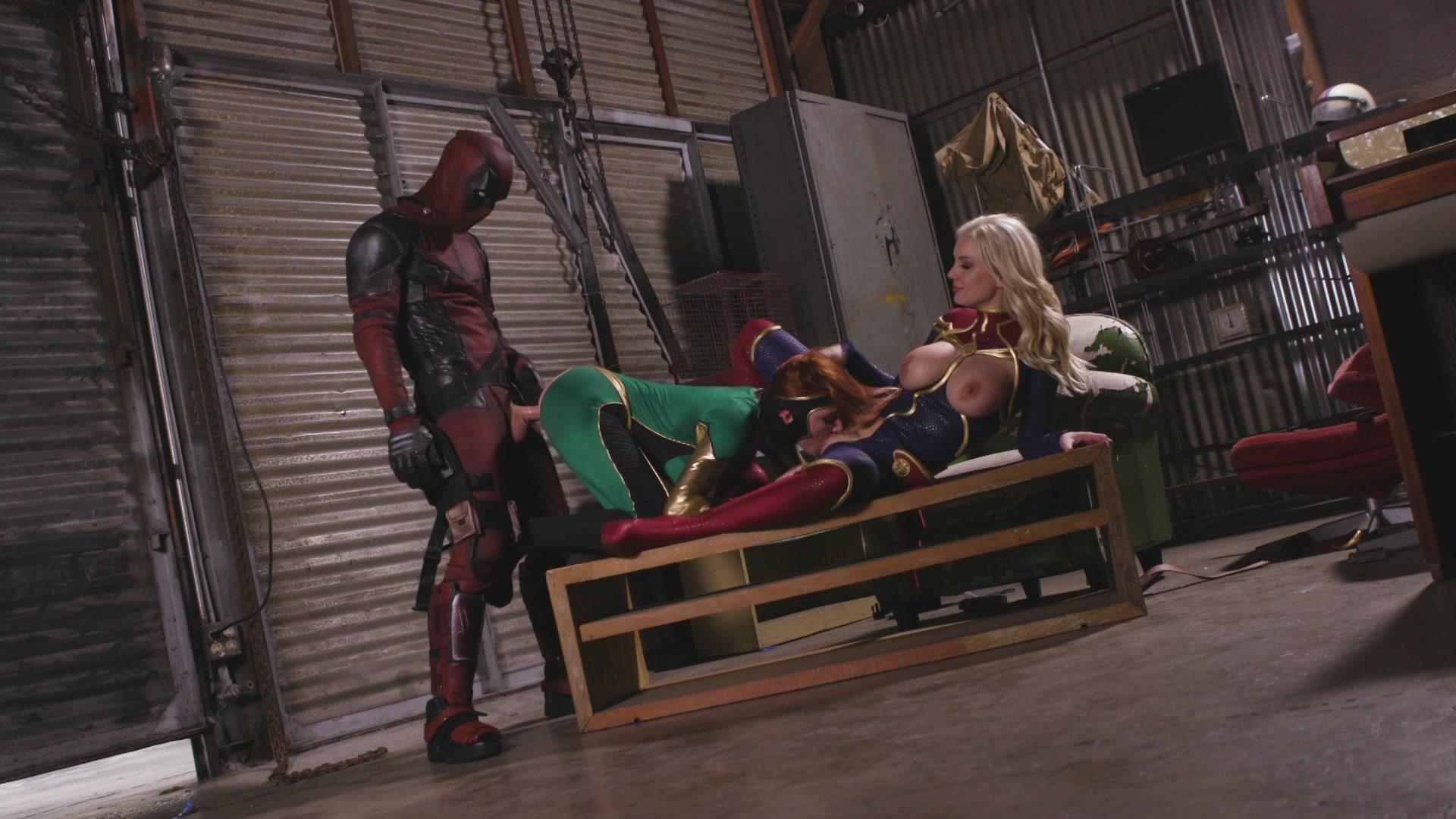 Avengers Parody Porn Subtitulos captain marvel xxx: an axel braun parody