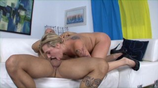 Streaming porn video still #1 from Dirty Blondes 2