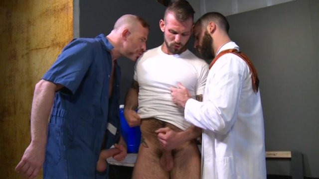 Streaming porn video still #3 from Joe Gage Sex Files 24: Clinic for Men