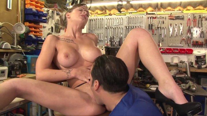 Mechanic Sex Scene