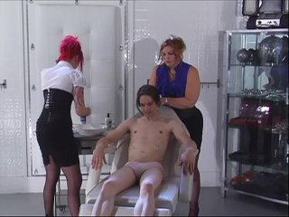 Streaming porn video still #5 from Academy For Sissies 3