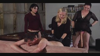 Streaming porn video still #3 from Slut Bottom Chris Meets The Prostate Assassins