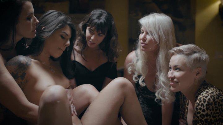 Streaming porn video still #1 from Lesbian Revenge Vol. 3
