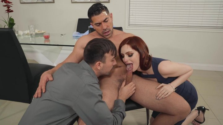 Streaming porn video still #1 from Young, Bi & Free