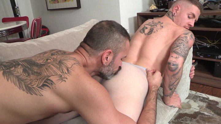 Streaming porn video still #1 from Studs & Stockings