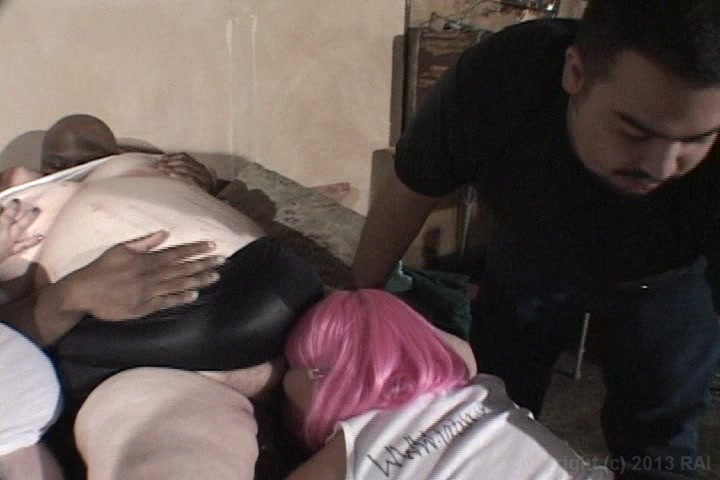 Girl squirting at work