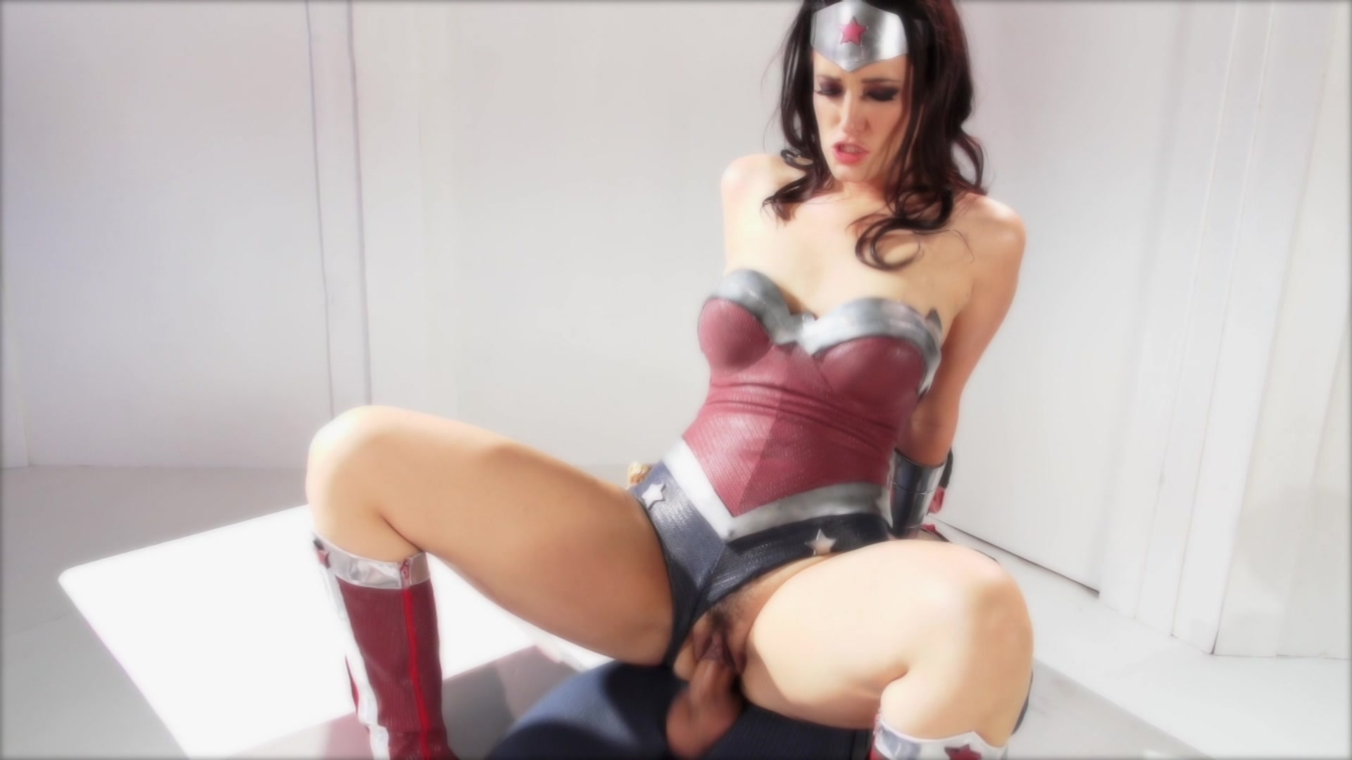 Sexy Wonder Woman Porn