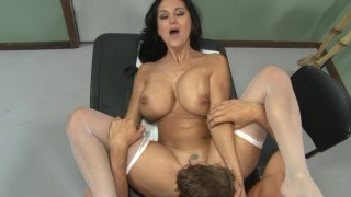 Streaming porn video still #8 from Doctor Milf