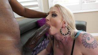 Streaming porn video still #7 from Anal Monster Black Cock Sluts 2: MILF Edition