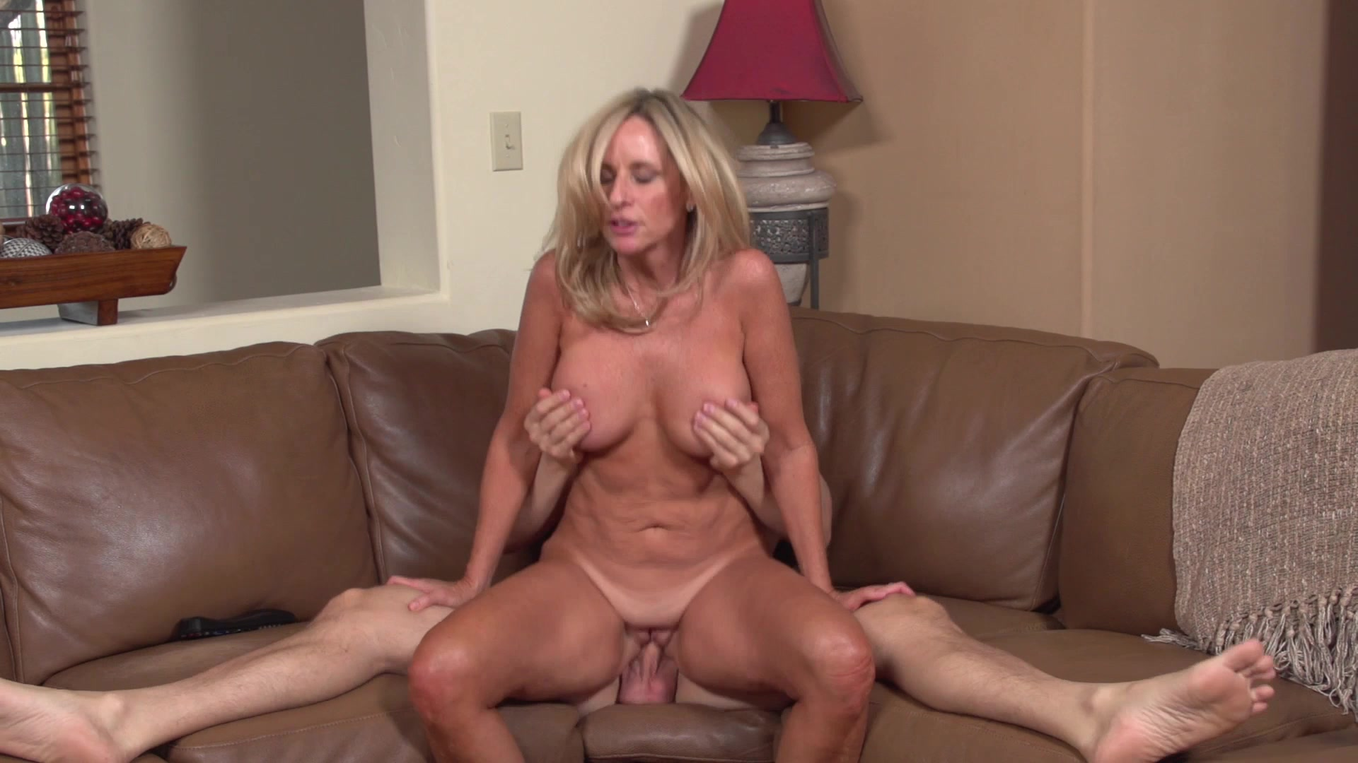 Blonde mom sons black buy erotic — photo 15