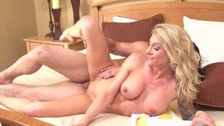 Streaming porn video still #9 from Mothers Behaving Very Badly Vol. 4