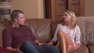 Streaming porn video still #4 from Mothers Behaving Very Badly Vol. 4