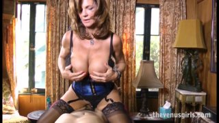 Streaming porn video still #6 from Mama Likes Black Cock