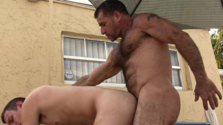 Streaming porn video still #1 from Hairy Dads Smooth Lads 3