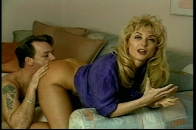 Streaming porn video still #2 from Nina Hartley's Guide to Anal Sex