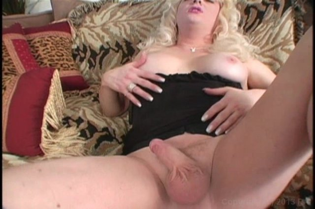 Streaming porn video still #1 from She-Male Strokers 3