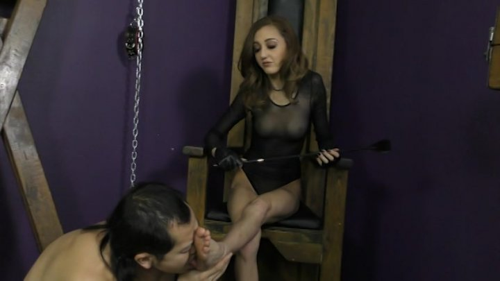 Streaming porn video still #2 from Mean Dungeon 13