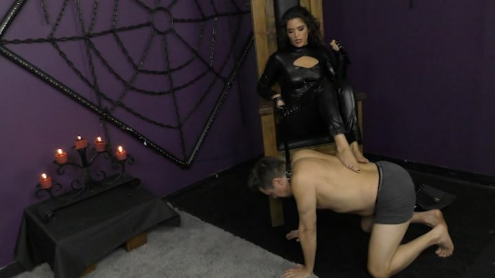 Streaming porn video still #1 from Mean Dungeon 13
