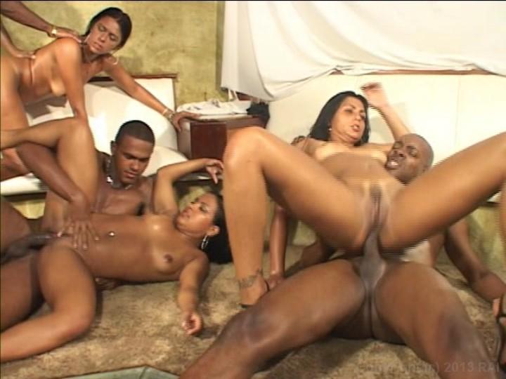Brazil orgy iii