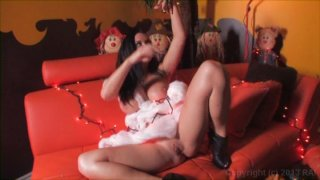 Streaming porn video still #6 from Tricks and Treats