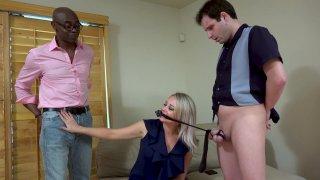 Screenshot #16 from Cum Eating Cuckolds 39: My Wife's Big Tits