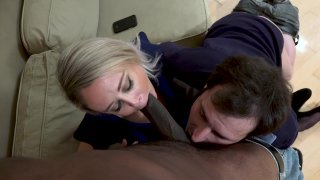 Screenshot #17 from Cum Eating Cuckolds 39: My Wife's Big Tits