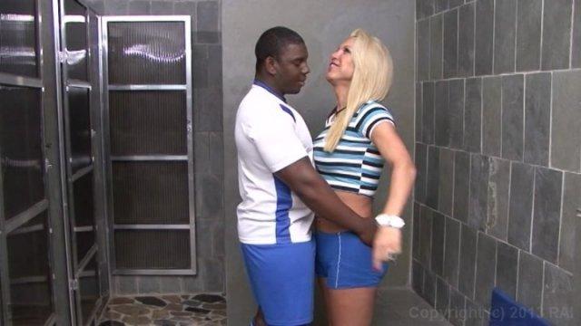 Streaming porn video still #5 from Interracial TGirl Sex 2