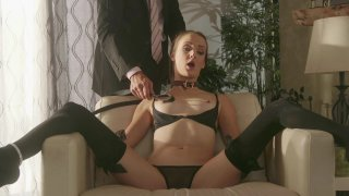 Streaming porn video still #1 from Watching My Hotwife 3