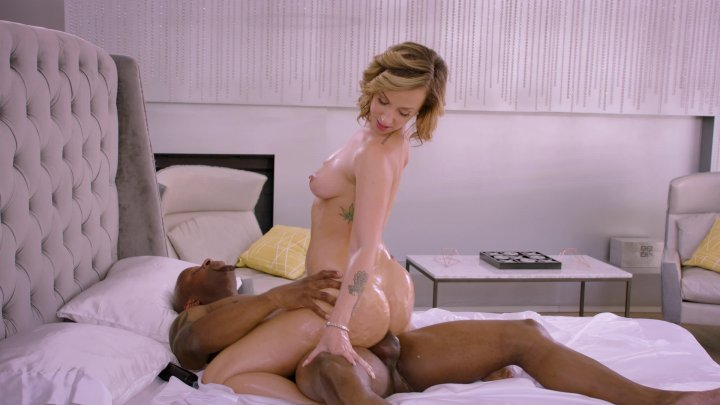 Streaming porn video still #1 from Interracial Angels Vol. 3