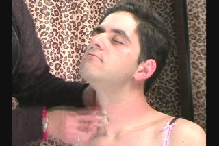 Streaming porn video still #5 from Academy For Sissies Lesson 1: Make-Up & Wigs
