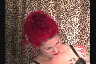 Streaming porn video still #7 from Academy For Sissies Lesson 1: Make-Up & Wigs