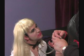 Streaming porn video still #17 from Academy For Sissies Lesson 1: Make-Up & Wigs