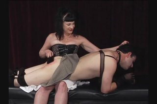 Streaming porn video still #19 from Academy For Sissies Lesson 1: Make-Up & Wigs