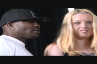 Streaming porn video still #2 from Kick Ass Chicks 66: Blacks & Blondes!