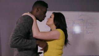 Streaming porn video still #1 from Interracial Anal Vol. 7