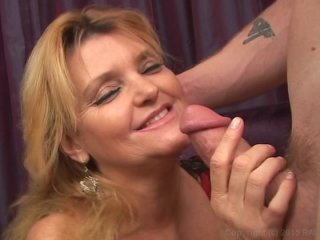 Streaming porn video still #17 from Grams On The Jizz Diet