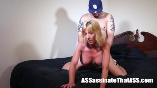 Streaming porn video still #8 from Jay Assassin Been PAWGin'