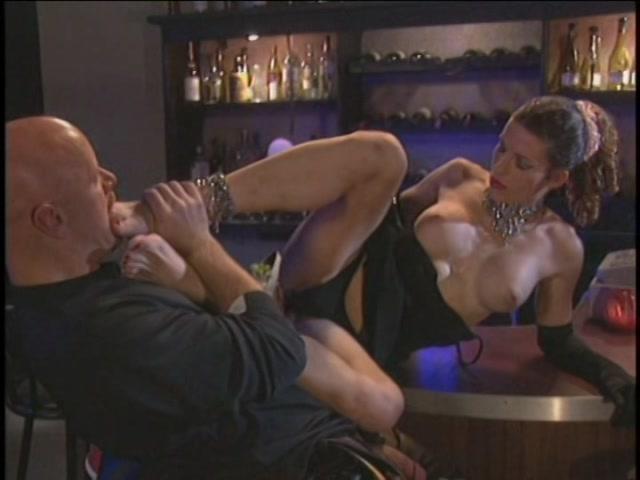 Streaming porn video still #1 from Transsexual Foot Sluts 2