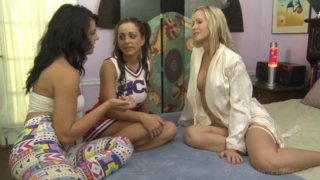 Streaming porn video still #1 from Cheer Squadovers Episode 11