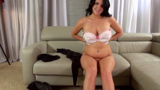 Streaming porn video still #8 from Casting Couch Auditions Vol. 2