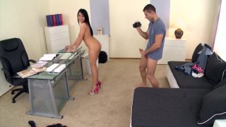 Streaming porn video still #5 from Casting Couch Auditions Vol. 2