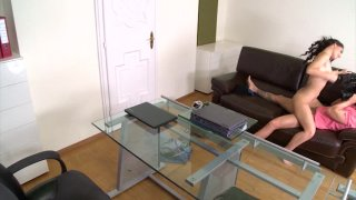 Streaming porn video still #7 from Casting Couch Auditions Vol. 2