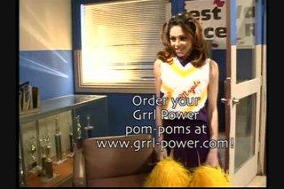 Streaming porn video still #1 from Grrl Power! 9