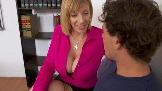 Streaming porn video still #7 from My First Sex Teacher Vol. 64