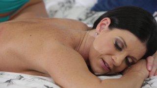 Streaming porn video still #2 from Mom's Magic Massage