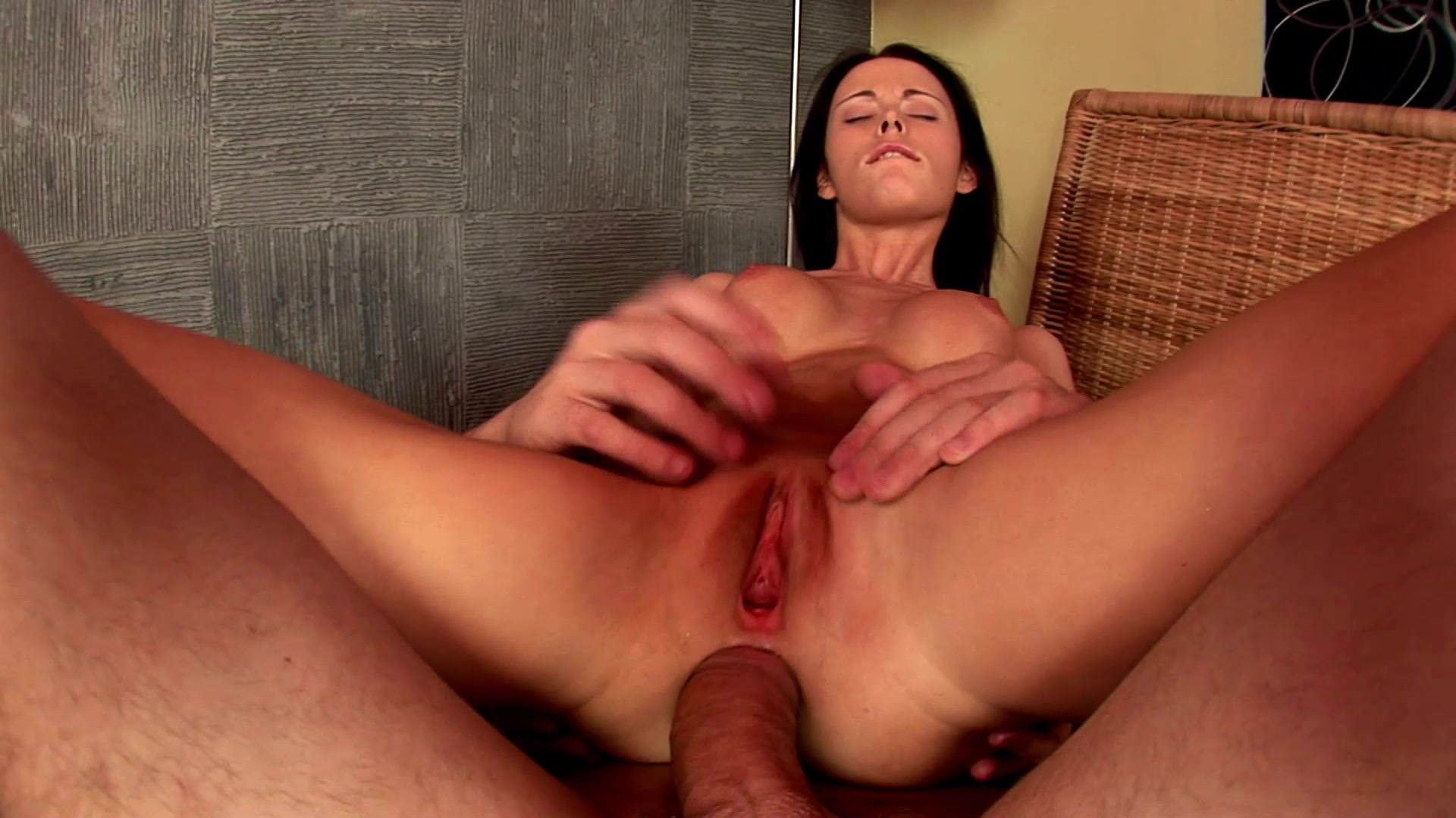 anal defloration video