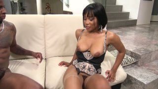 Streaming porn video still #7 from Porn's Top Black Models 5