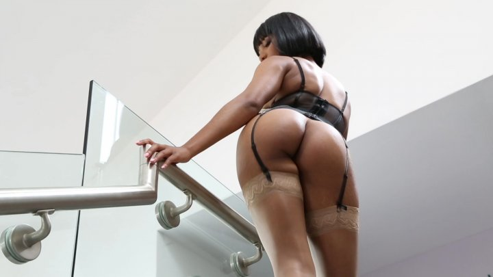 Streaming porn video still #3 from Porn's Top Black Models 5