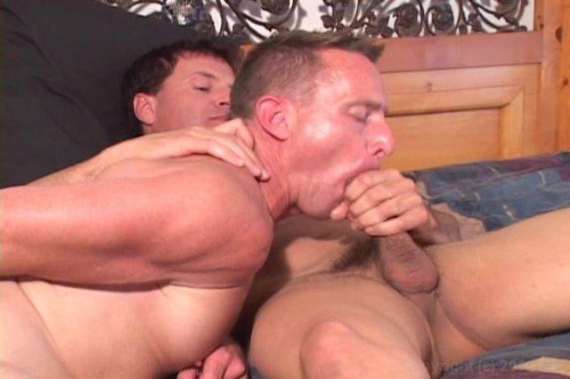 Streaming porn video still #1 from Men Lovin' Men