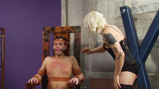 Streaming porn video still #8 from Marcelo: Strapped And Punished